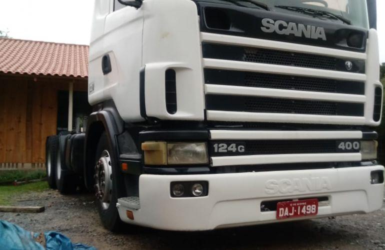 Scania R-124 GA 400 6X4 (3 Eixos) NZ - Foto #2