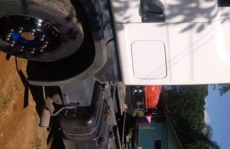 Scania R-124 GA 400 6X4 (3 Eixos) NZ - Foto #4