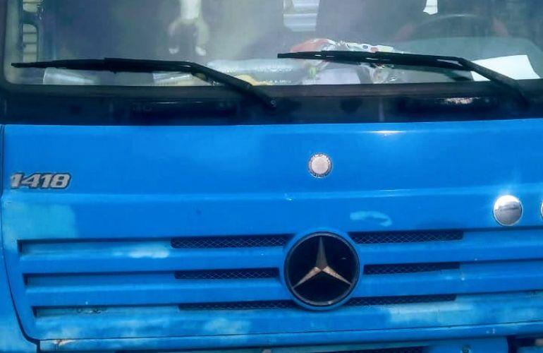 Mercedes-Benz 1418 - Foto #2