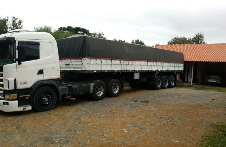Scania R-124 GA 400 6X4 (3 Eixos) NZ - Foto #7