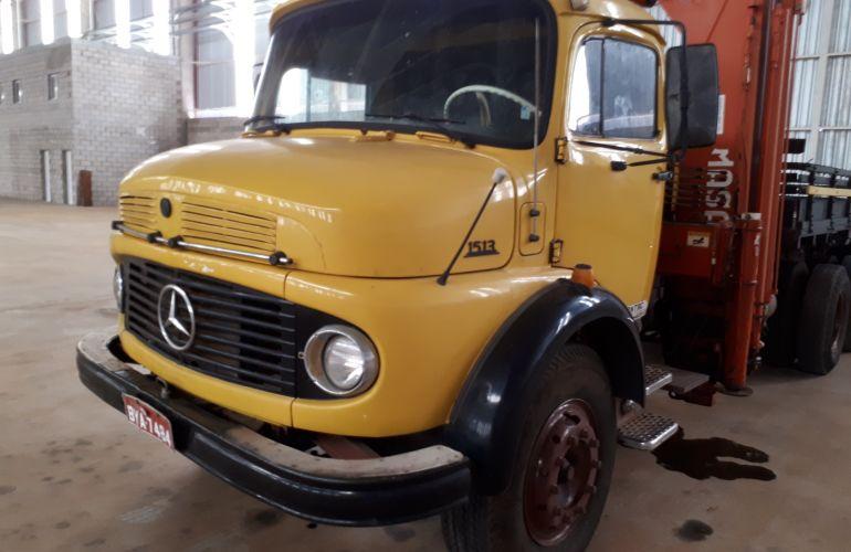 Mercedes-Benz L-1513 (3 Eixos) - Foto #1
