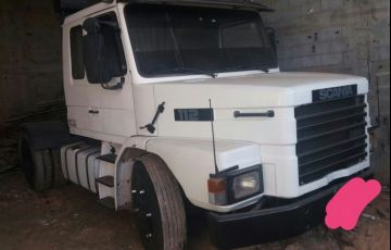 Scania T 112 H 4X2