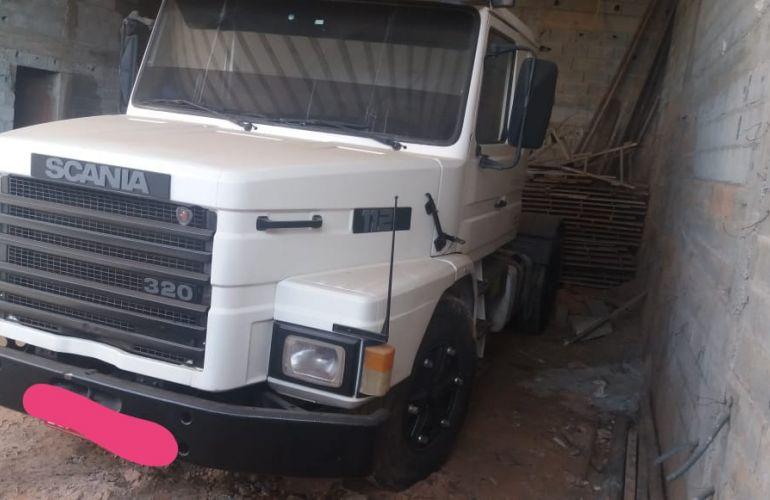 Scania T 112 H 4X2 - Foto #9