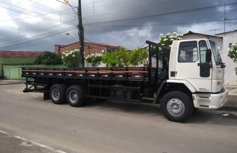 Ford Cargo 1717 Turbo - Foto #4