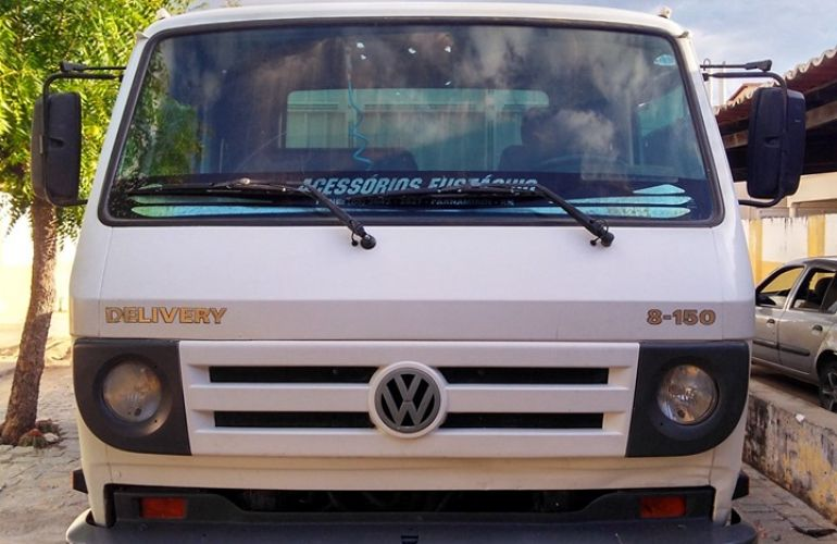Volkswagen Vw 8.150 TB-IC 4X2 (Delivery) - Foto #1