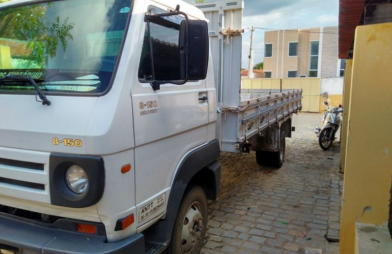 Volkswagen Vw 8.150 TB-IC 4X2 (Delivery) - Foto #3