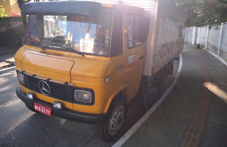Mercedes-Benz 608 - Foto #1