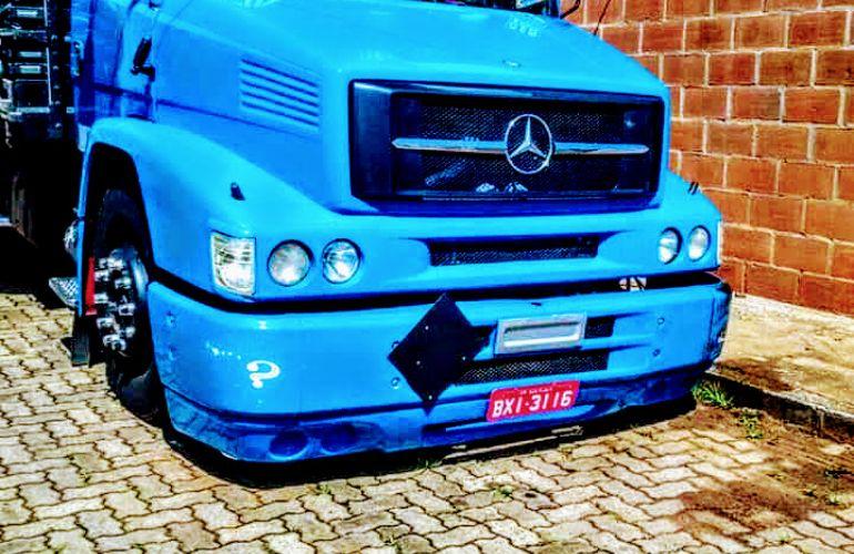 Mercedes-Benz L-1620 - Foto #4