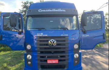 Volkswagen Constellation 25.390 6x2 Tractor - Foto #8