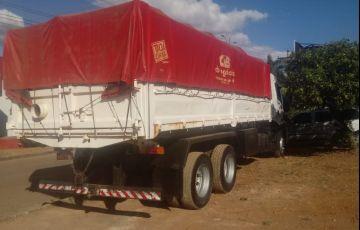 Ford Cargo 2423 Leito - Foto #4