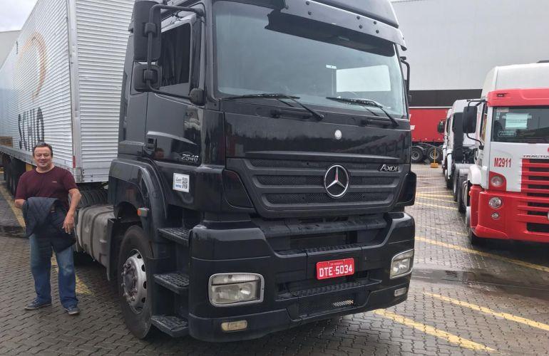 Mercedes-Benz Axor 2540-S 6X2 (3 Eixos) - Foto #4
