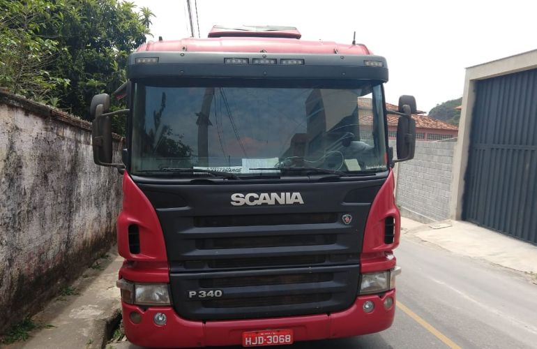 Scania P-340 4X2 LA SZ(Reb.) - Foto #10