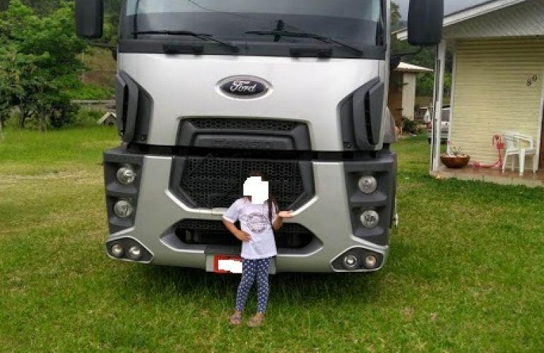 Ford Cargo 2842 - Foto #4