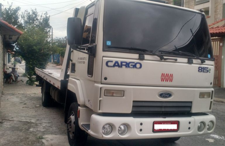 Ford Cargo 815 Turbo - Foto #5