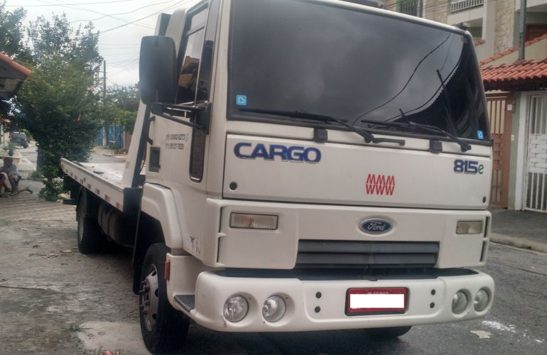 Ford Cargo 815 Turbo - Foto #7