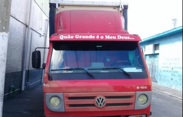 Volkswagen Vw 8.150 TB-IC 4X2 (Delivery) - Foto #5