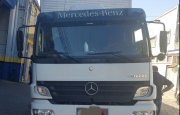 Mercedes-Benz 2425 6X2 (3 Eixos) - Foto #1