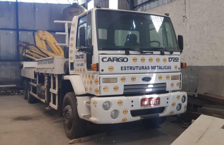 Ford Cargo 1722 T 6X2 (3 Eixos) - Foto #5