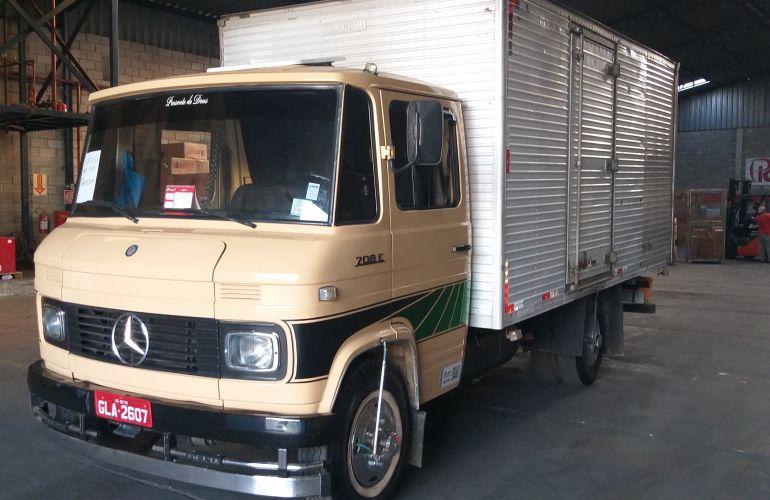 Mercedes-Benz 708 - Foto #7