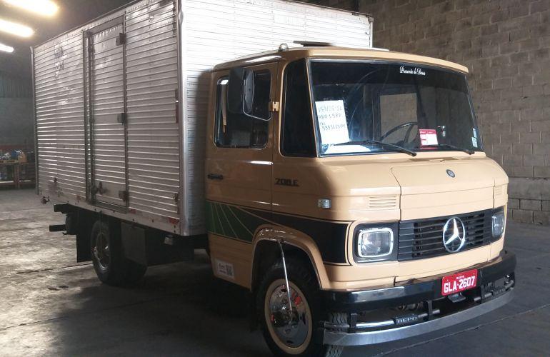Mercedes-Benz 708 - Foto #2