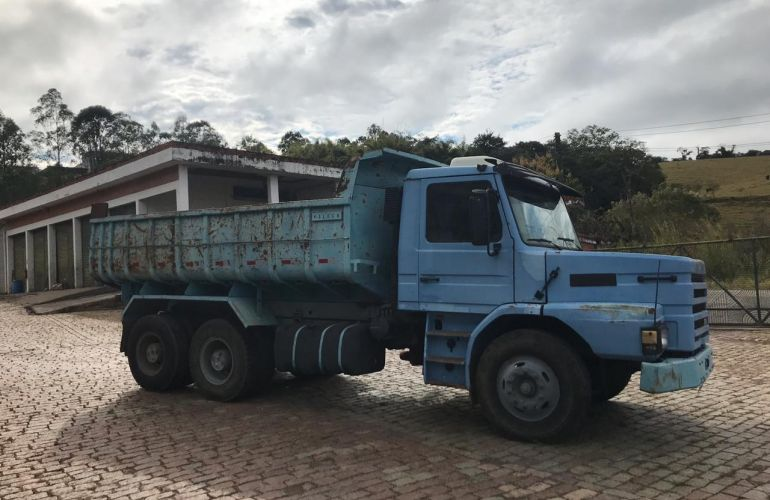 Scania T-113 E 360 6x4 - Foto #1