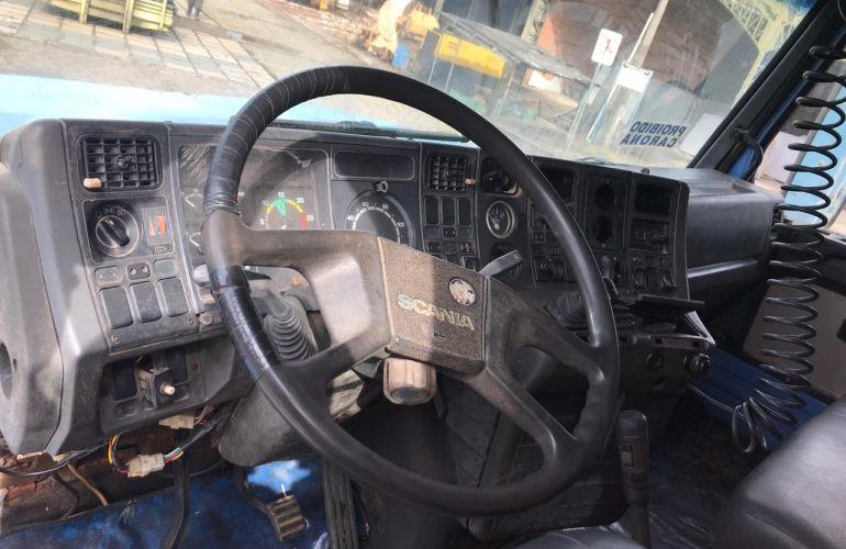Scania T-113 E 360 6x4 - Foto #4