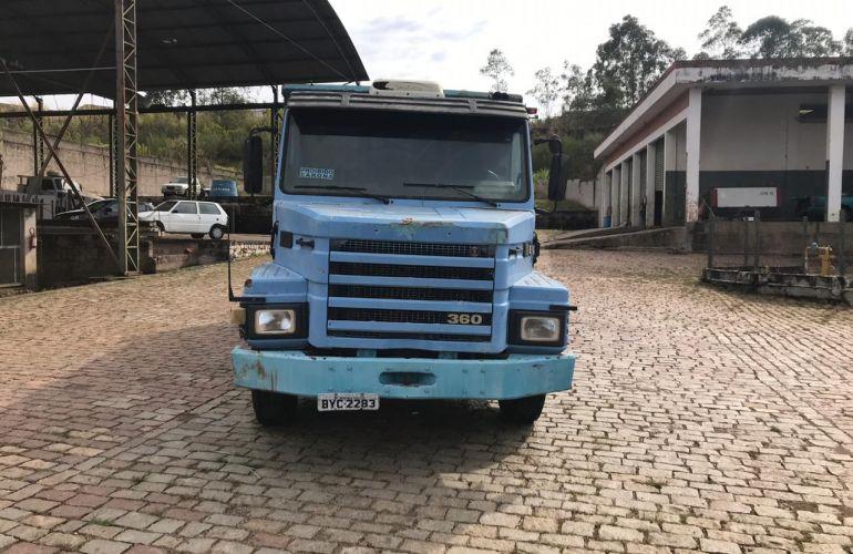 Scania T-113 E 360 6x4 - Foto #5