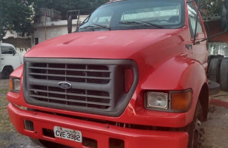Ford F-12000 (N.Serie) - Foto #7