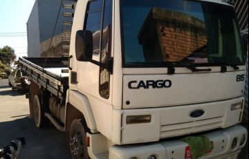 Ford Cargo 815 S 4X2 VUC - Foto #3