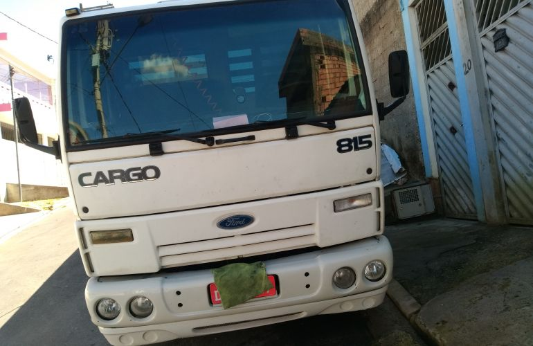 Ford Cargo 815 S 4X2 VUC - Foto #5