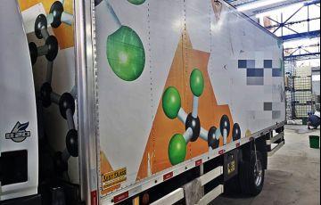 Ford Cargo 1119 - Foto #2