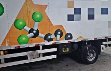 Ford Cargo 1119 - Foto #3