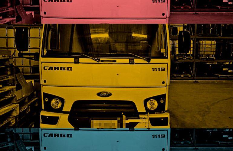 Ford Cargo 1119 - Foto #9