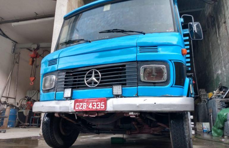Mercedes-Benz 608 - Foto #4