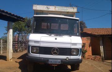 Mercedes-Benz 608 - Foto #2