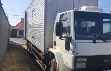 Ford Cargo 1421 Turbo (3 Eixos) - Foto #4