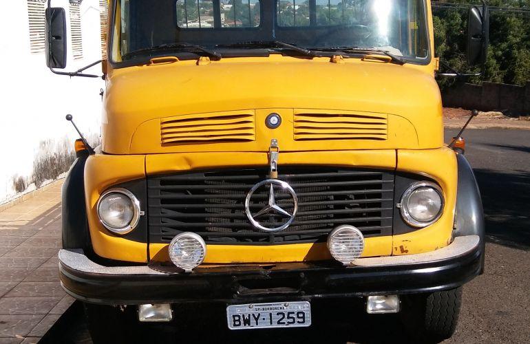 Mercedes-Benz L-1113 (3 Eixos) - Foto #1