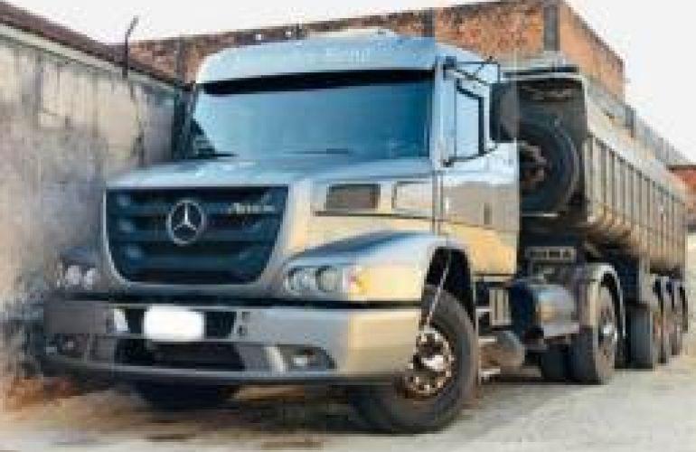 Mercedes-Benz Atron 1635S - Foto #1