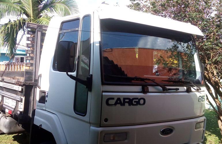 Ford Cargo 815 Turbo - Foto #1