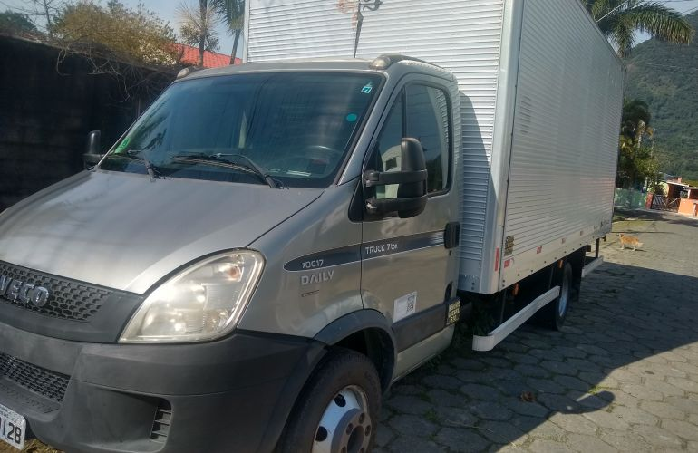 Iveco Daily Chassi 70C17 CS 4350 - Foto #1