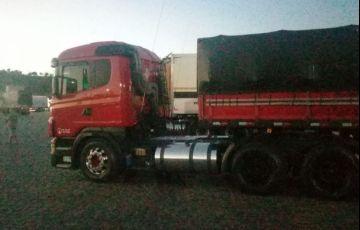 Scania R-420 A 4X2 SZ(Reb.)