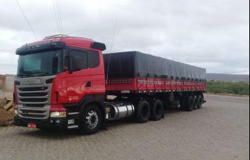 Scania R-420 A 4X2 SZ(Reb.) - Foto #2