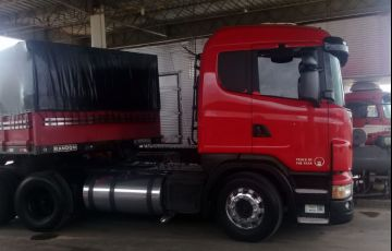 Scania R-420 A 4X2 SZ(Reb.) - Foto #3