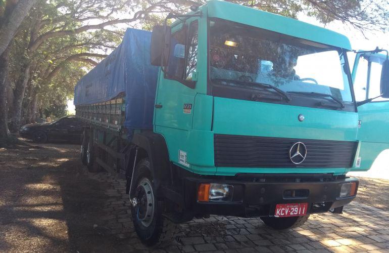 Mercedes-Benz 1721 3Eixos) - Foto #3