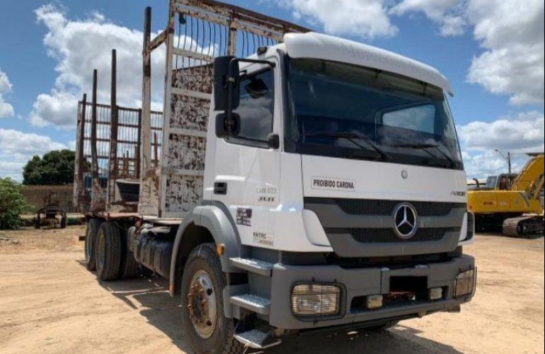 Mercedes-Benz Axor 3131 (6x4) - Foto #7
