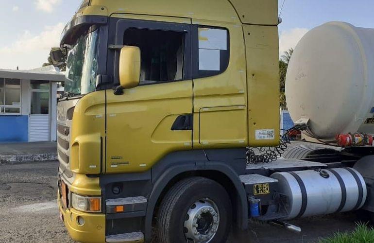 Scania G-480 A 6x4 2p (E5)  - Foto #1