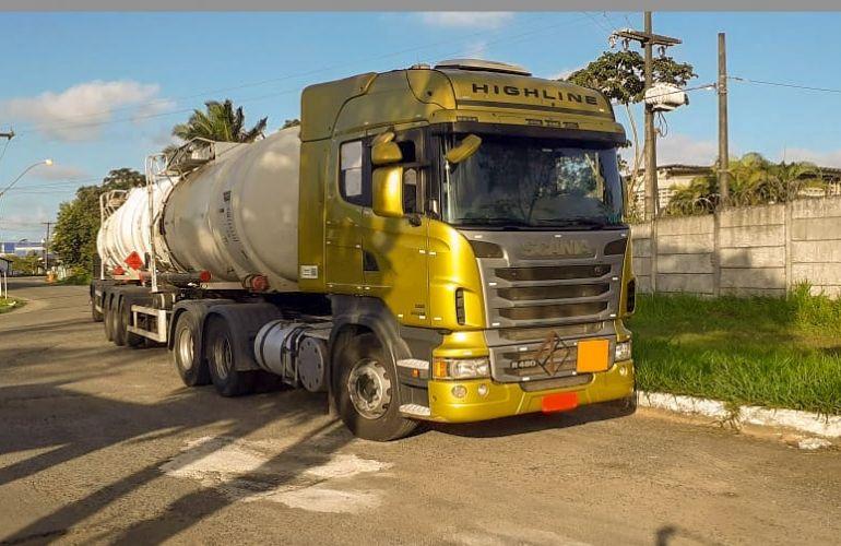 Scania G-480 A 6x4 2p (E5)  - Foto #4