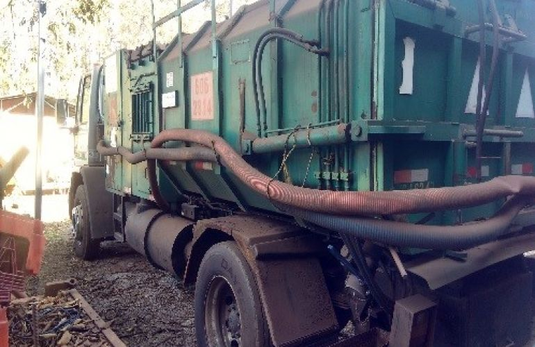 Ford Cargo 1722 E 4X2 - Foto #4