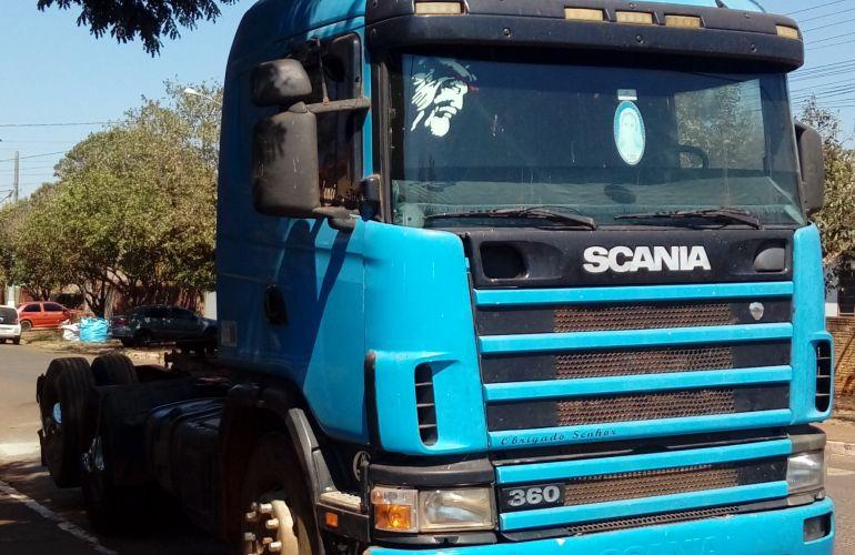 Scania R-114 GA 360 4x2 NZ - Foto #3
