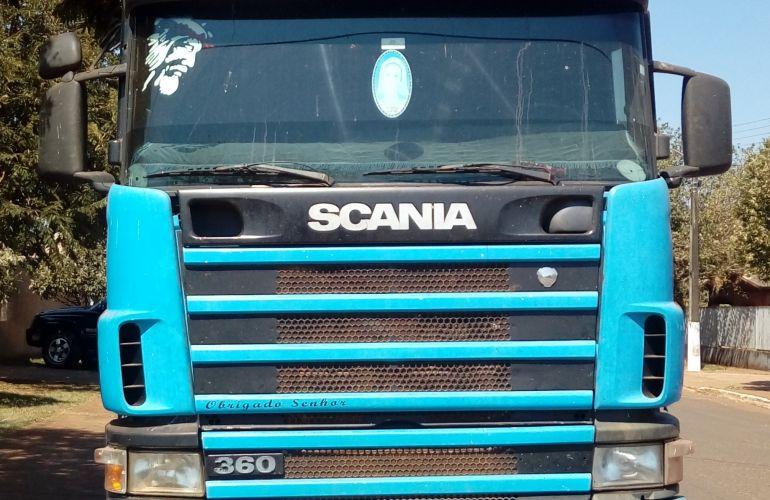 Scania R-114 GA 360 4x2 NZ - Foto #1